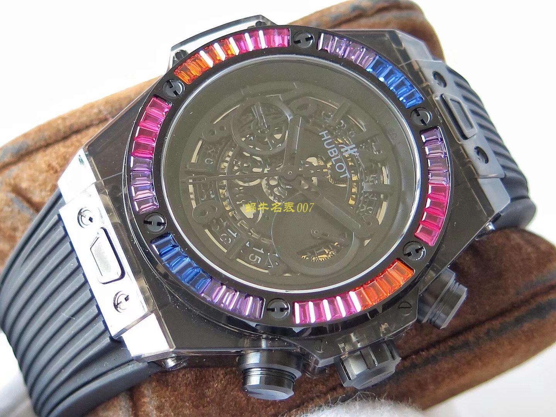 【JB厂一比一超A高仿手表】宇舶BIG BANG系列411.JX.4802.RT腕表 / YB057