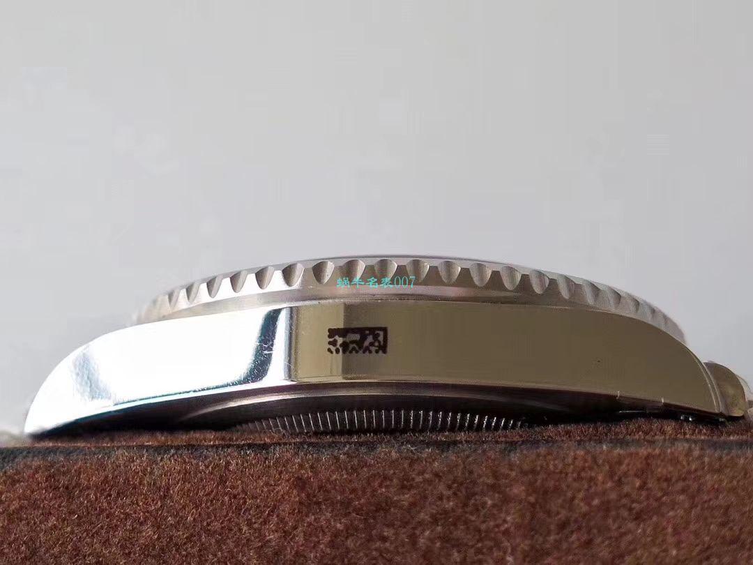 GM厂出品劳力士格林尼治ll: GM2019年度劳力士格林尼治型II终极V2版本格林尼治黑红圈 / R319