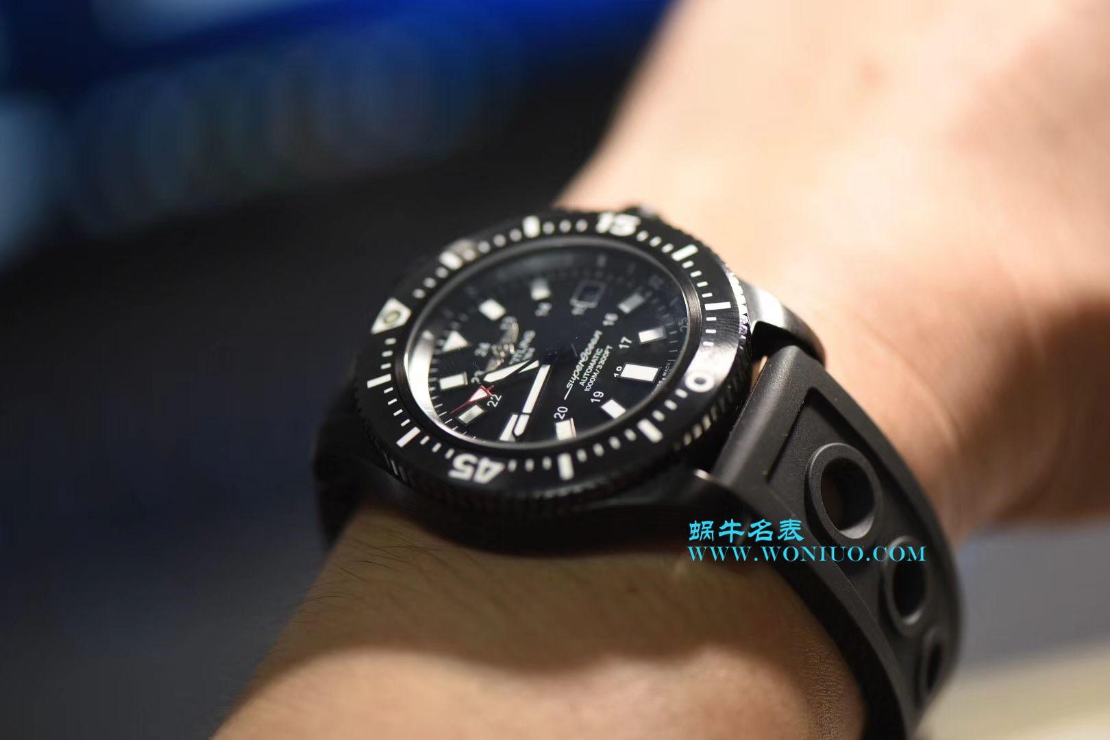 【渠道原单】百年灵Breitling超级海洋系列44特别版腕表系列 M17393AN|BE92|227S|M20SS.1腕表 / BL098