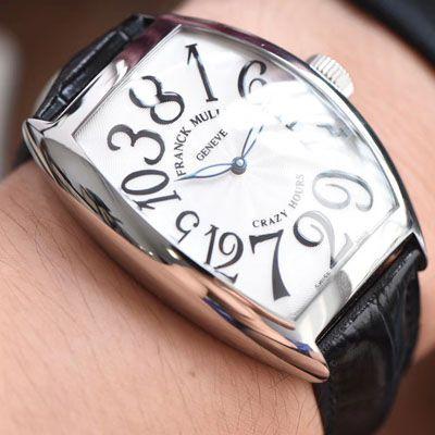 【台湾厂一比一高仿法穆兰手表】法兰克米勒CRAZY HOURS 系列8880 CH腕表价格报价