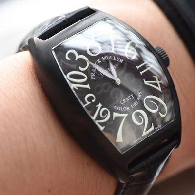 【台湾厂一比一高仿Franck Muller法兰克穆勒手表】法穆兰CRAZY HOURS 系列8880 CH NR腕表价格报价