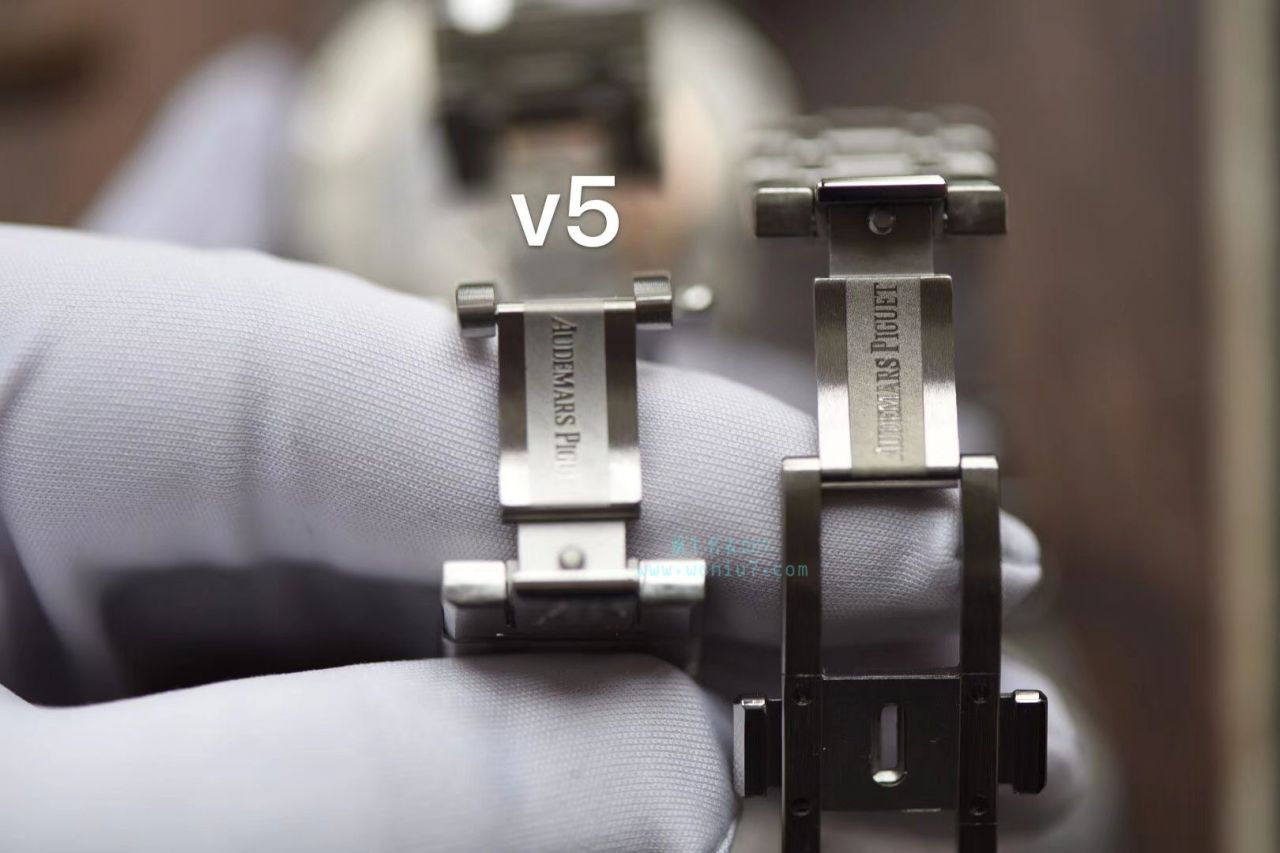 """【视频评测什么是复刻表】JF标杆神器 15400超强""""V5""""升级版强势出击 / AP163"""