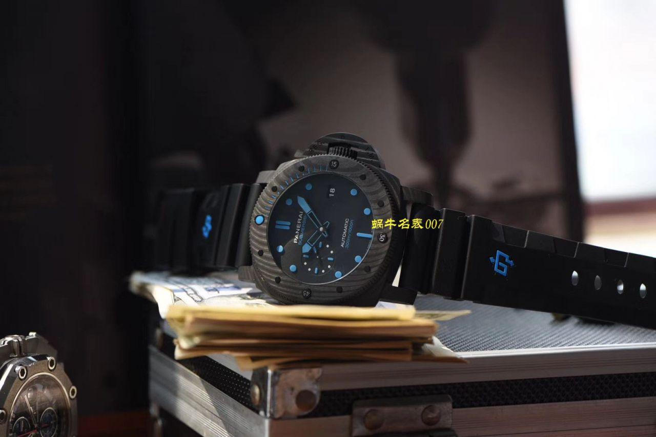【VS厂顶级复刻手表】Panerai沛纳海SUBMERSIBLE 潜行系列PAM01616腕表 / VSPAM1616