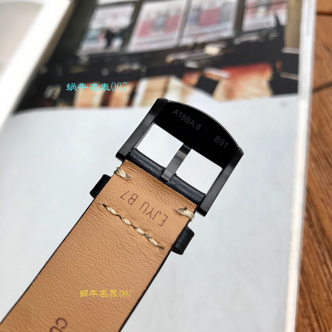 【渠道原单表】Breitling百年灵飞行员8系列M17314101B1X1腕表 / BL103