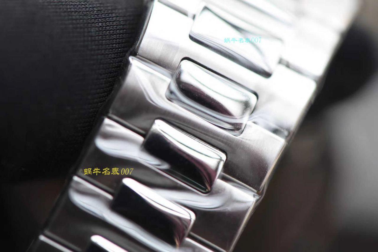 【视频评测最好的复刻表百达翡丽】PPF百达翡丽运动优雅系列5711/1A 010 不锈钢腕表(鹦鹉螺) / BD270