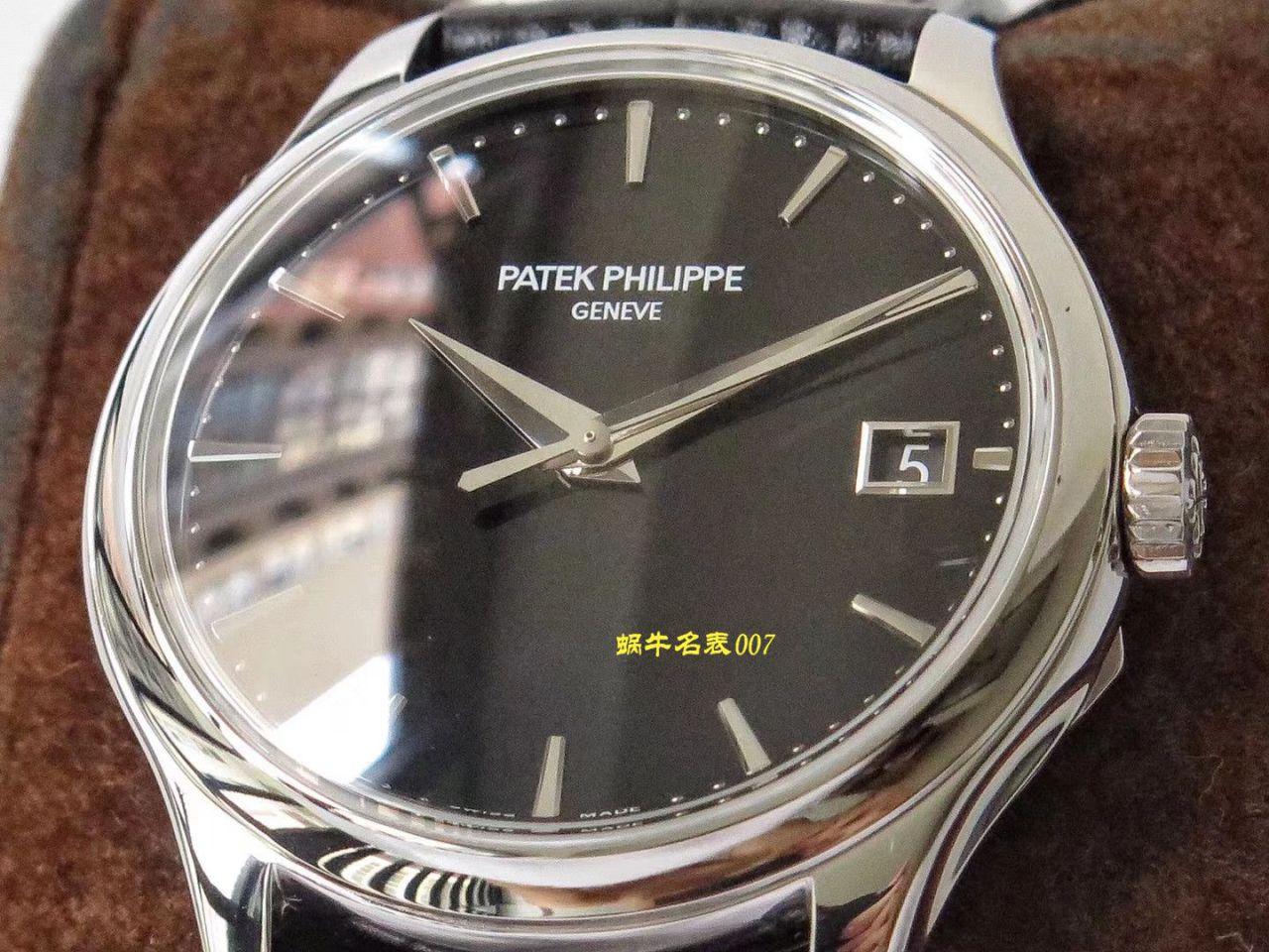 【ZF厂复刻表价格质量怎么样】百达翡丽古典表系列5227G-010腕表 / BD269