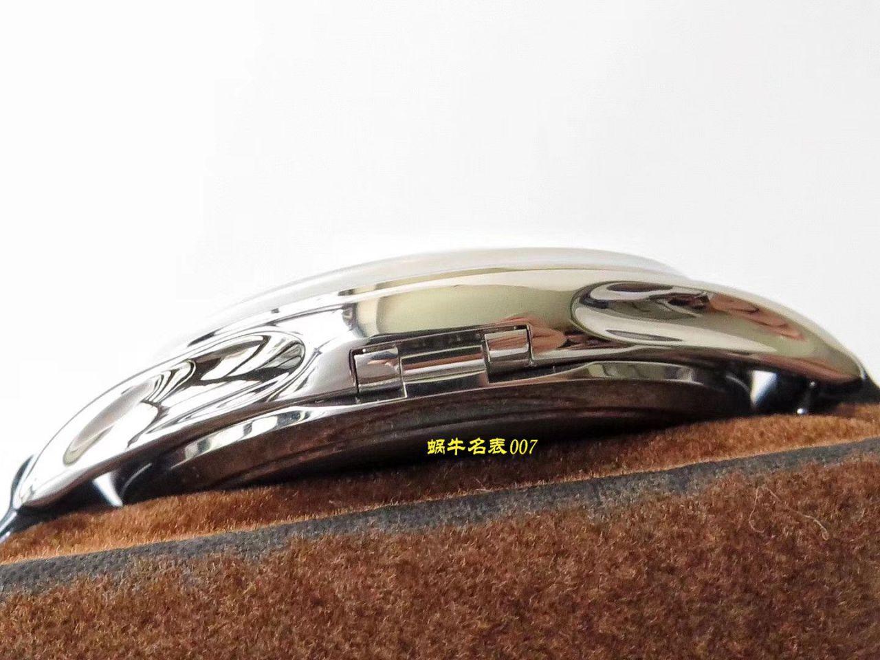 【ZF厂百达翡丽仿表多少钱】百达翡丽古典表系列5227G-001腕表 / BD268