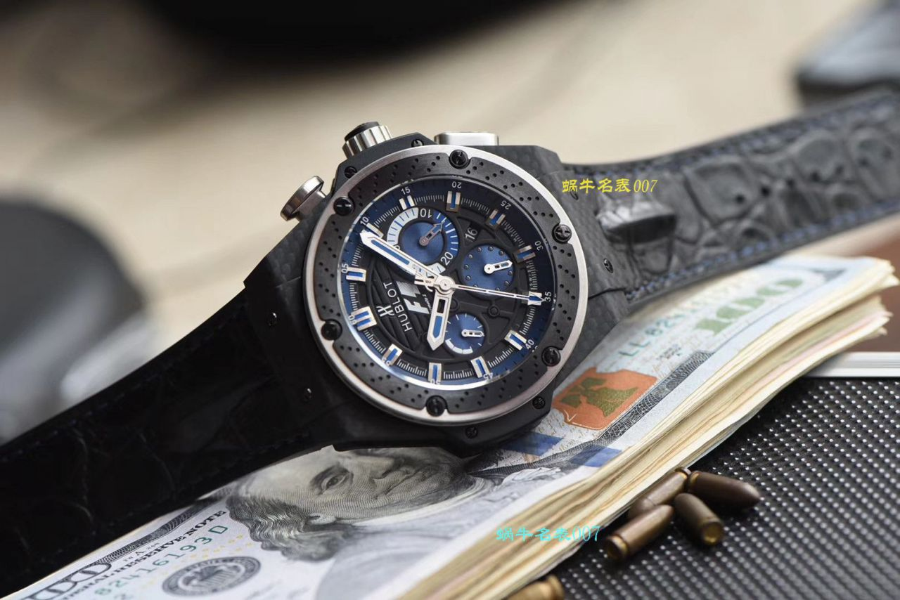 【 HBBV6厂宇舶复刻手表怎么样】Hublot F1 King Power Interlagos 703.QM.1129.HR.FIL11腕表 / YB070