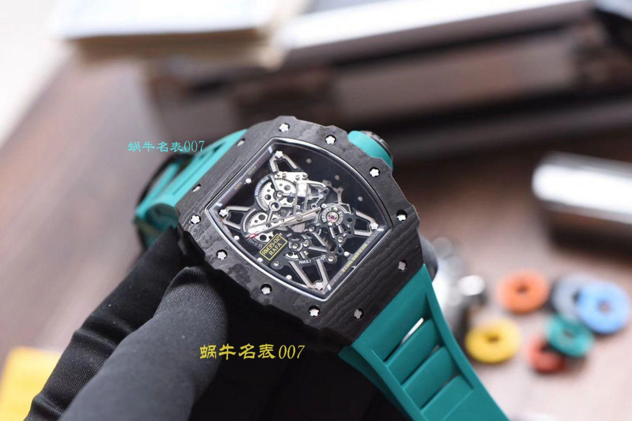 【NT厂复刻RICHARD MILLE仿手表】理查德米勒男士系列RM 35-02腕表 / NTRM03502