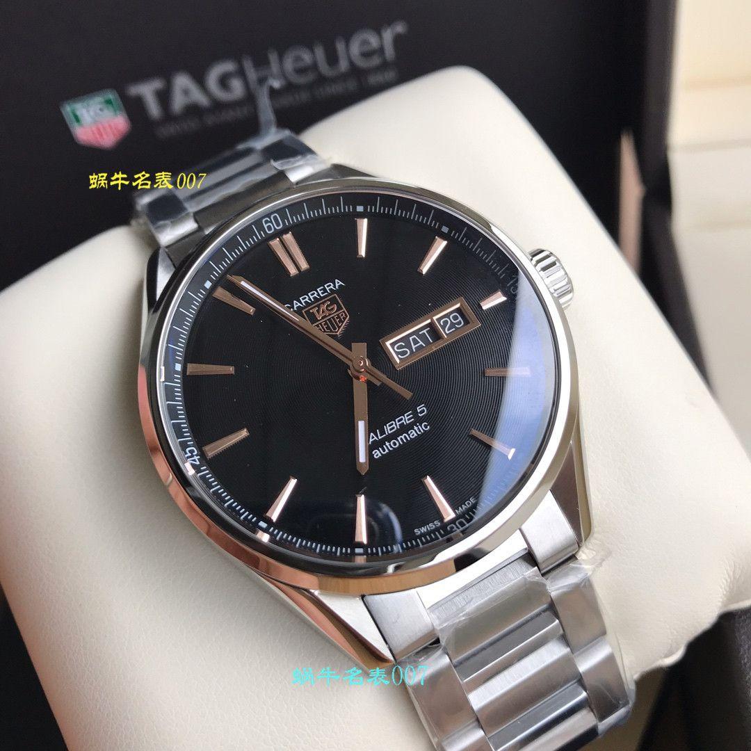 【渠道原单】Tag Heuer泰格豪雅卡莱拉系列WAR201C.BA0723腕表 / TG071