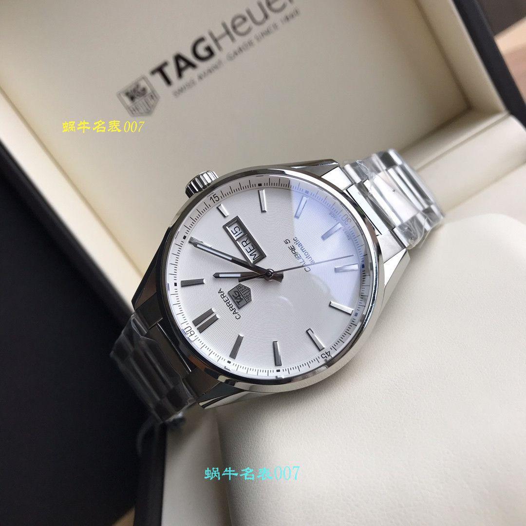 【渠道原单】Tag Heuer泰格豪雅卡莱拉系列WAR201B.BA0723腕表 / TG070