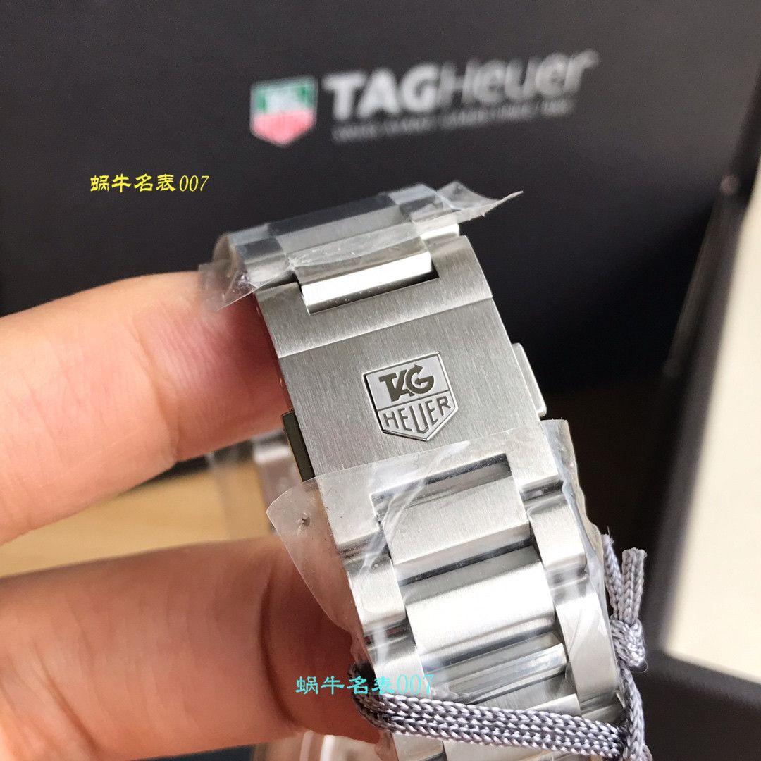 【渠道原单】泰格豪雅Tag Heuer卡莱拉系列WAR201D.BA0723腕表 / TG072