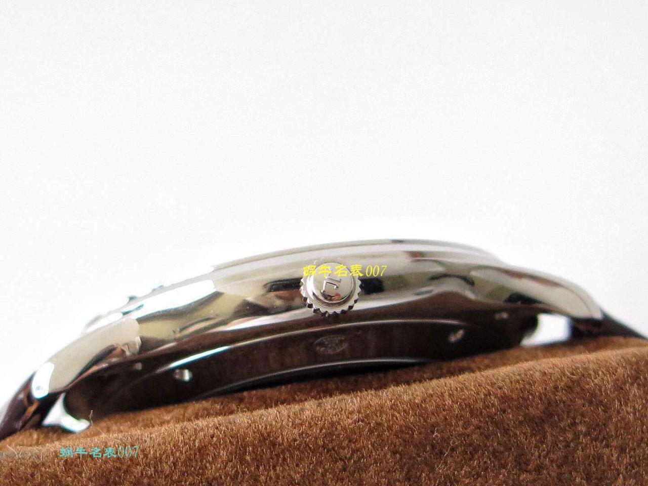 ZF超薄臻品【极简主义 超薄设计】复刻手表家积家Jaeger-LeCoultre MASTER ULTRA THIN超薄大师系列腕表系列 / JJ138