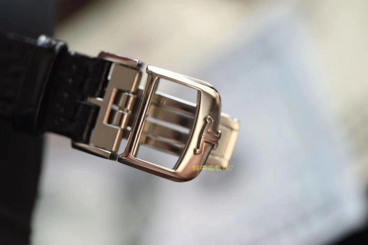 【视频评测ZF厂积家复刻表】Jaeger-LeCoultre积家约会系列3448480女士腕表 / JJ131