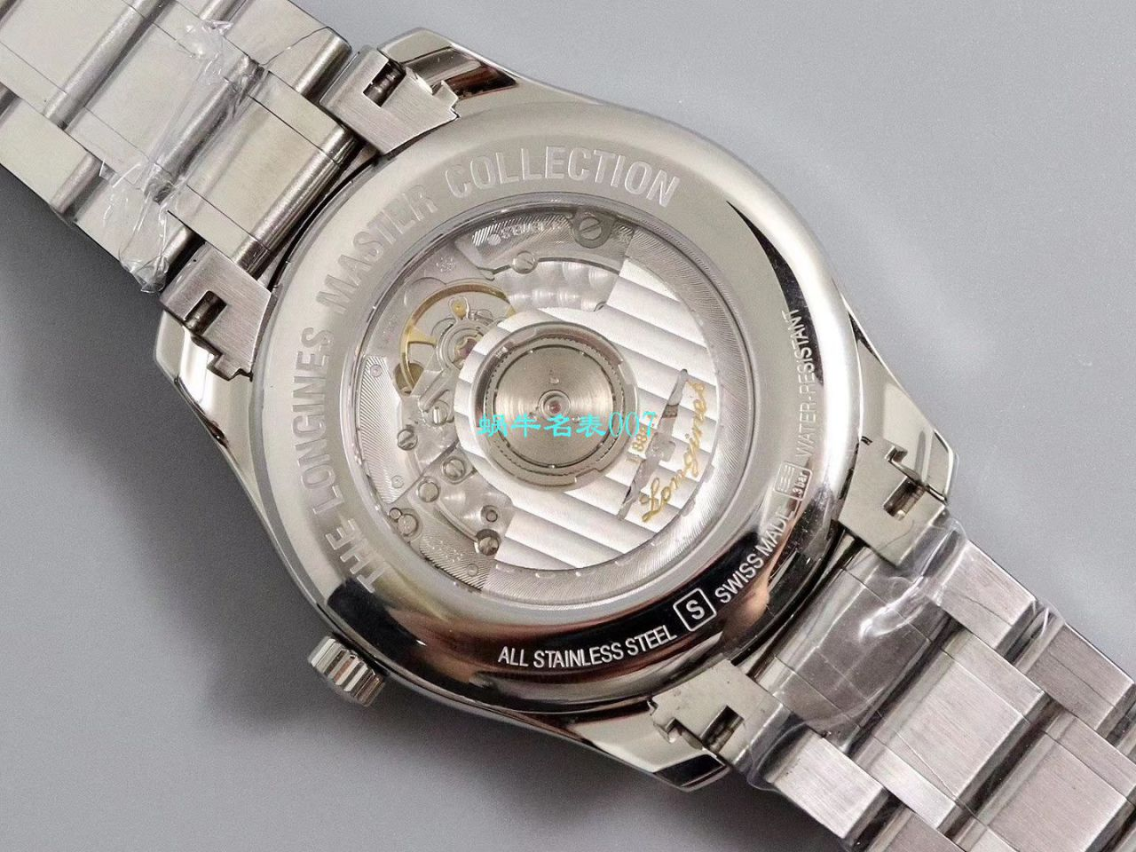 【V9厂顶级复刻手表】浪琴名匠系列L2.793.4.71.6,L2.793.4.57.6等多色单历腕表 / L113