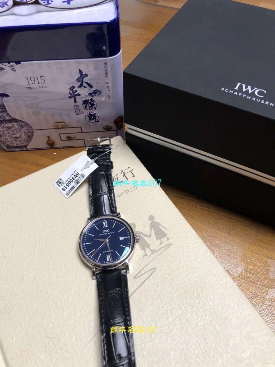 IWC万国表周年纪念系列IW356519腕表【渠道原单万国150周年】 / WG196