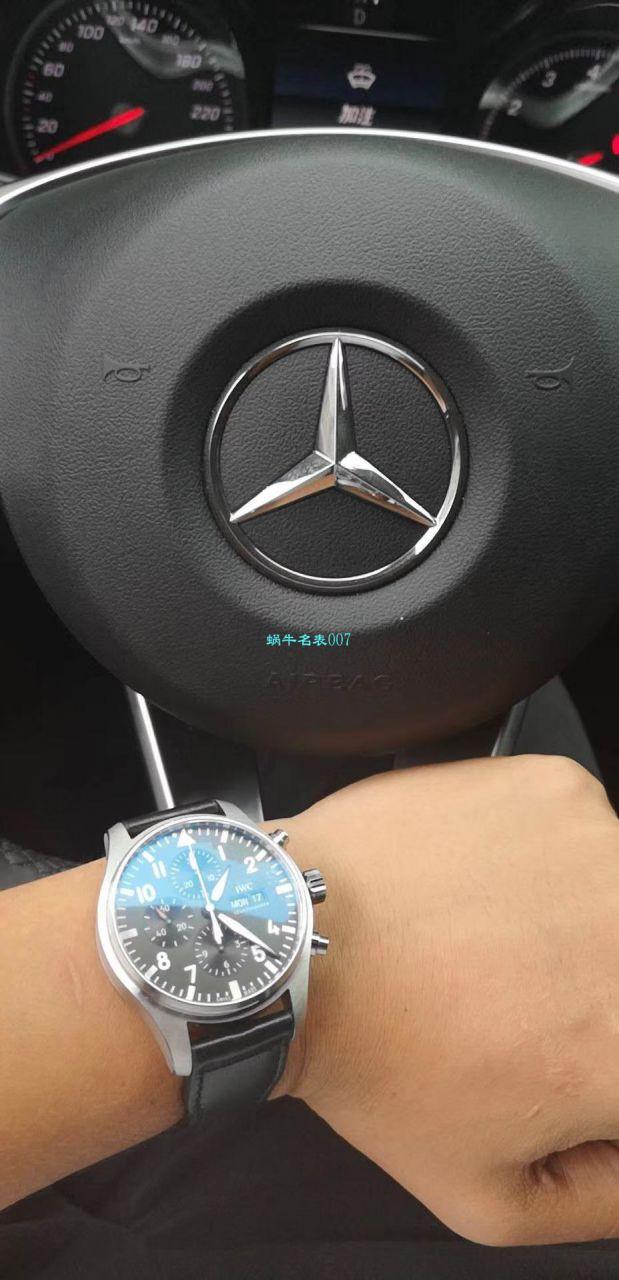 【怎么样买v6厂的复刻手表】IWC万国表飞行员系列IW377719腕表 / WG377
