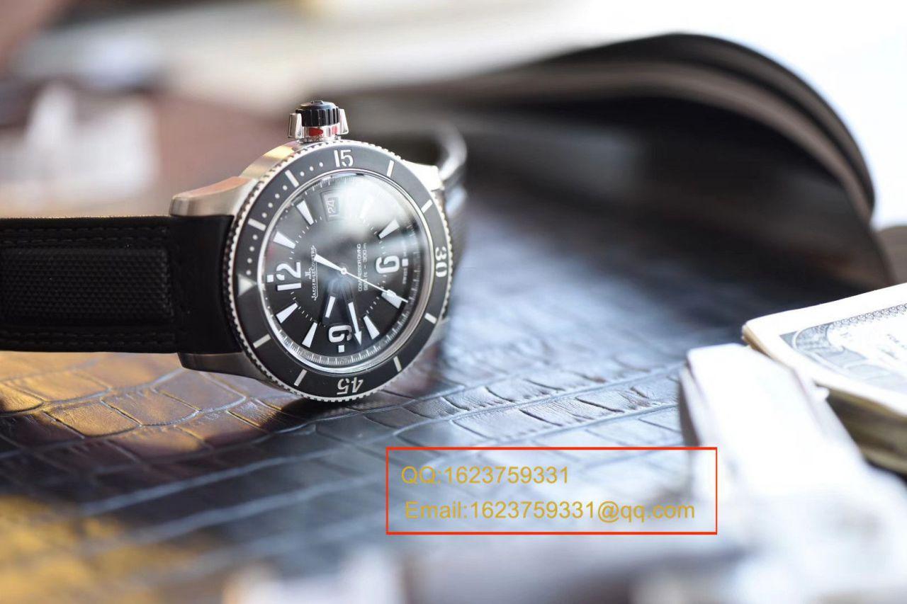 【视频评测N厂极限大师复刻表】积家极限运动大师系列Q2018770腕表 / JJ153