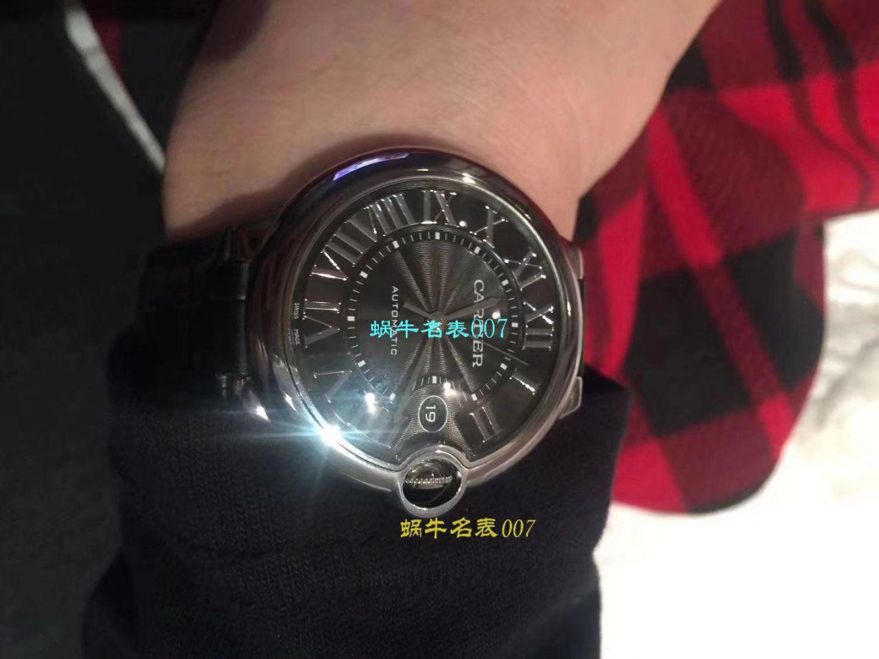 【HBBV6一比一超A复刻手表】卡地亚蓝气球系列WSBB0025腕表男装42毫米 / K175