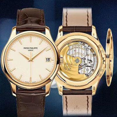 【ZF厂复刻手表】百达翡丽古典表系列5227J-001腕表价格报价
