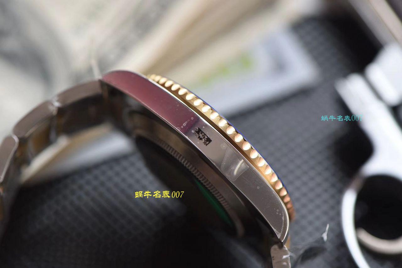 【AR厂Rolex复刻表】劳力士潜航者型系列116613LB-97203 蓝盘腕表(904钢间金蓝水鬼) / R369