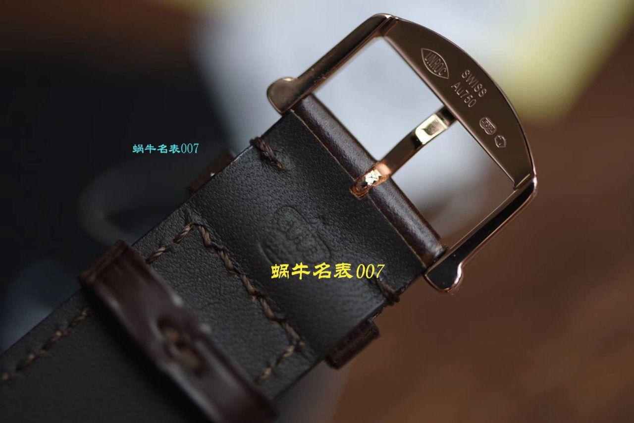 【视频评测V7厂IWC复刻表】万国表柏涛菲诺系列IW356511腕表 / WG388