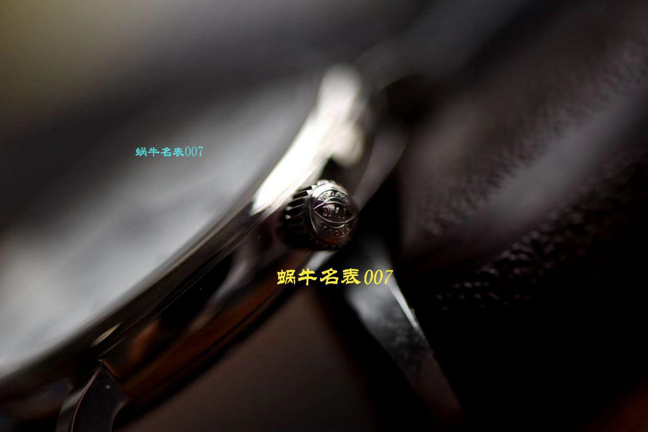 【视频评测V7厂IWC复刻表】万国波涛菲诺系列IW356519腕表 / WG389