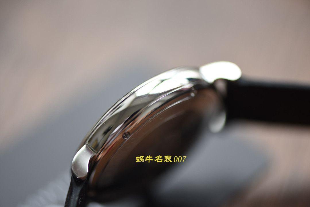 【视频评测V7厂IWC复刻表】万国表柏涛菲诺系列IW356501腕表 / WG398