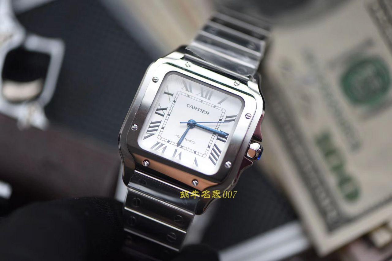 【HBBv6厂1:1复刻卡地亚女表】卡地亚山度士WSSA0010(中号)腕表 / K228