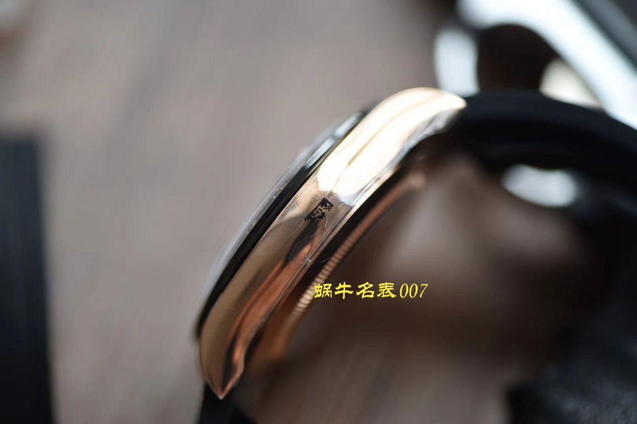 【视频评测NOOB厂劳力士复刻手表】N厂全新2019年最新款~迪通拿咖啡猫超级4130自动机械机芯 / R373