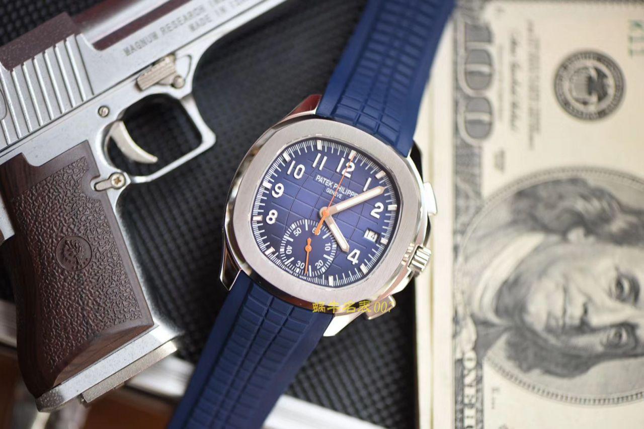 【YL厂PATEK PHILIPPE复刻手表】百达翡丽手雷AQUANAUT系列5968A-001腕表 / BD280