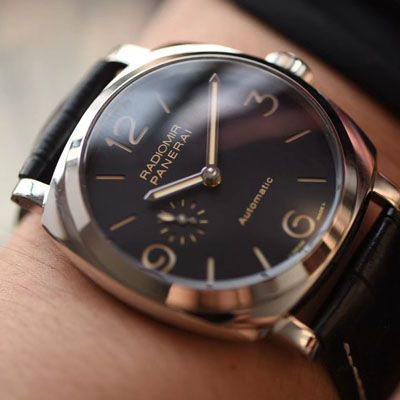 【V9厂Panerai珍珠陀复刻手表】沛纳海RADIOMIR系列PAM00572腕表价格报价