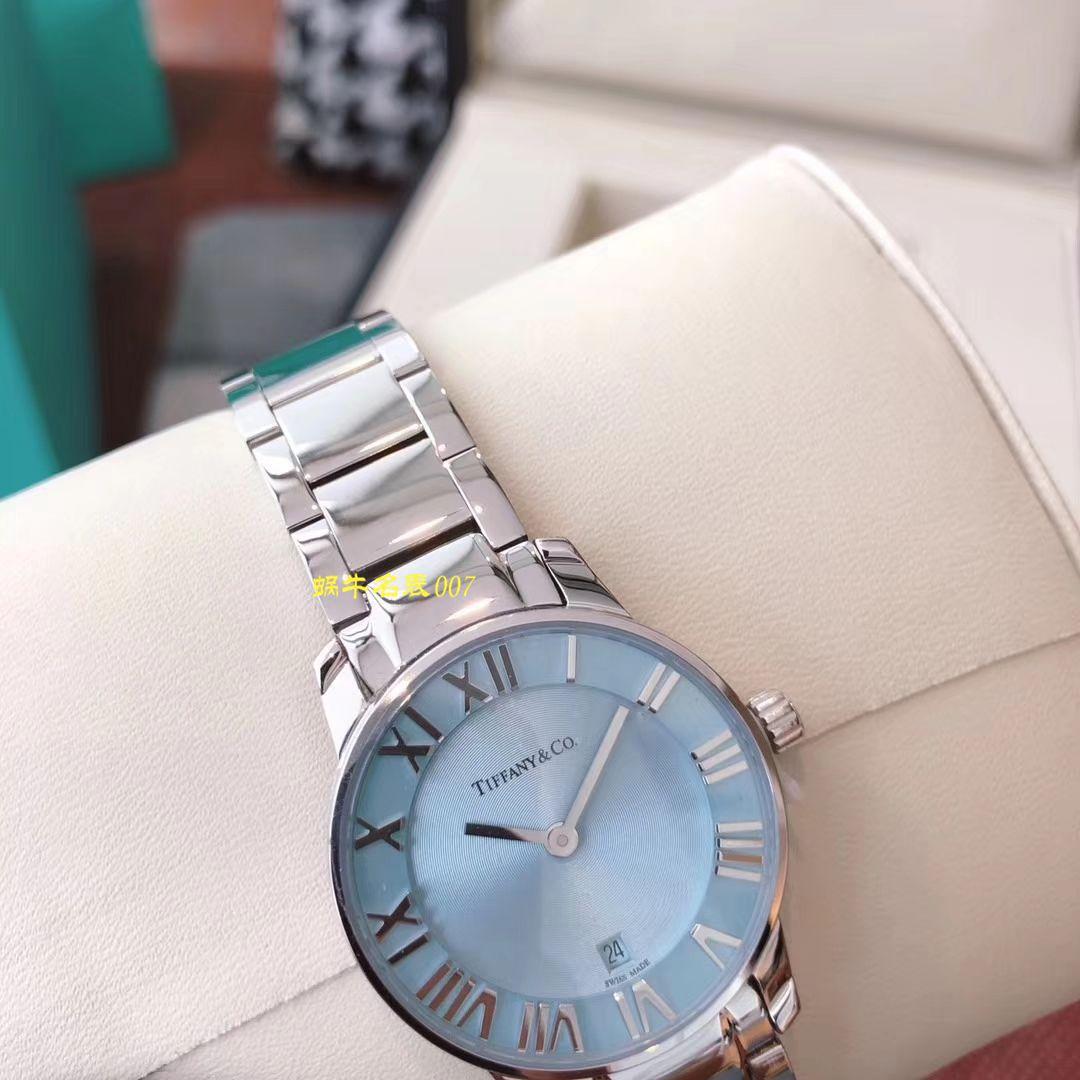 【渠道定制】Tiffany蒂芙尼ATLAS系列2-Hand 腕表 29 毫米女士腕表 / Tiffany02