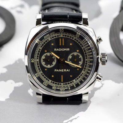 【XF厂Panerai一比一仿表】沛纳海特别版腕表系列PAM00520腕表价格报价