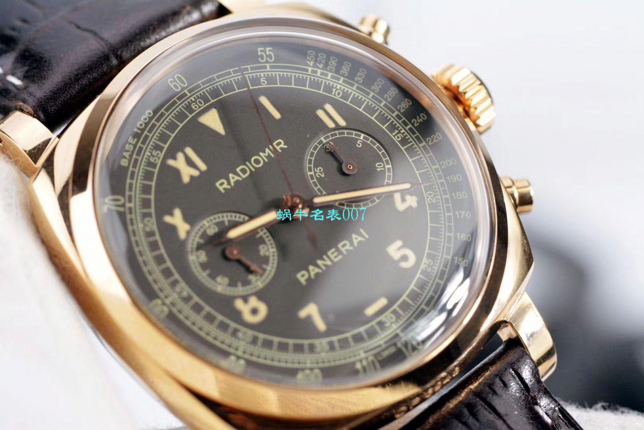 【XF厂Panerai复刻表】沛纳海特别版腕表系列PAM00519腕表 / XFPAM519