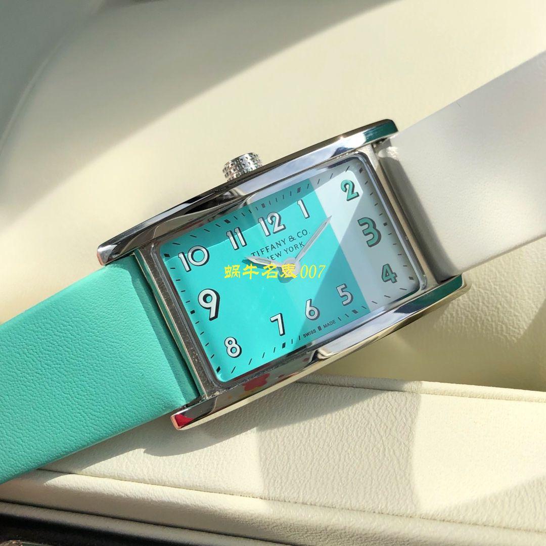 【渠道定制】蒂芙尼拼色夜光手表,世界上最迷人的蓝色,tiffany blue女装腕表! / Tiffany01