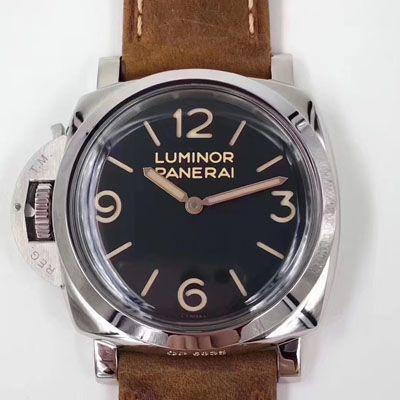 【ZF厂复刻仿表】沛纳海Luminor 1950 left-handed 左撇子3 Days PAM557、PAM00557价格报价