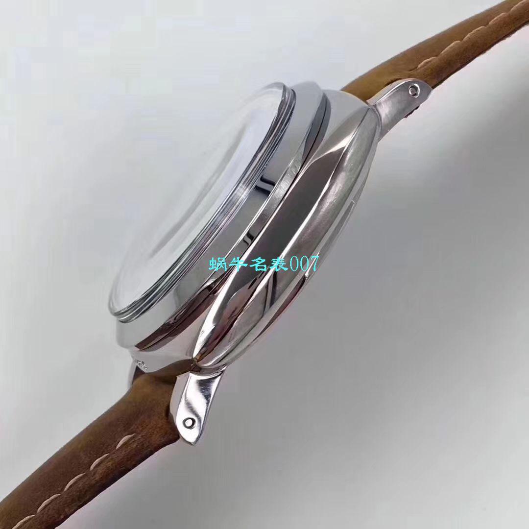 【ZF厂复刻仿表】沛纳海Luminor 1950 left-handed 左撇子3 Days PAM557、PAM00557 / ZFPAM557
