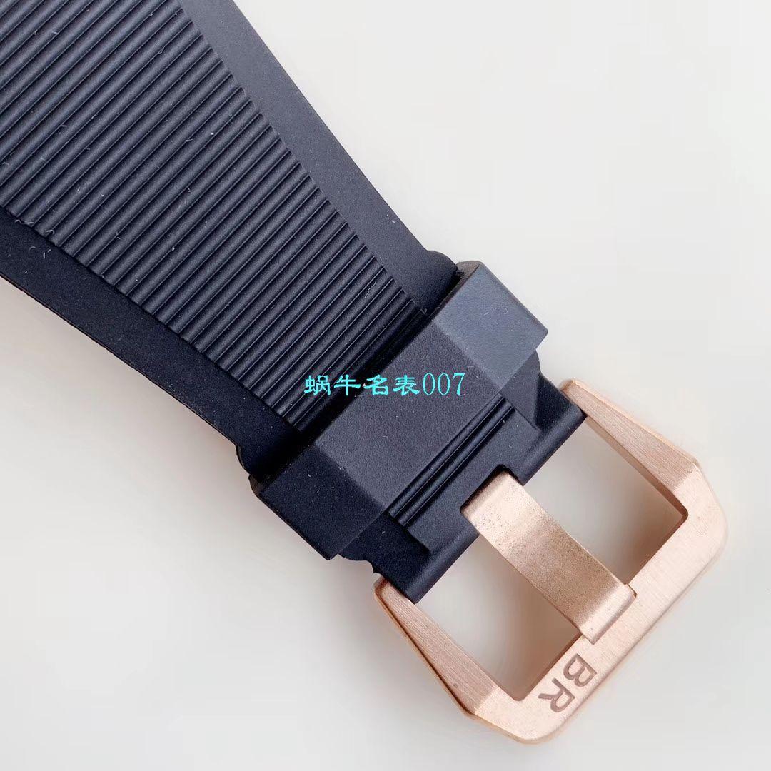 【BR厂复刻Bell & Ross青铜手表】柏莱士INSTRUMENTS系列BR0392-D-BL-BR/SCA腕表 / BR0392divB