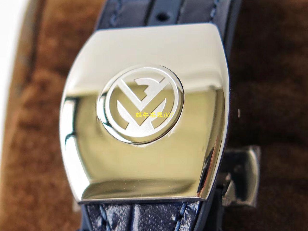 【台湾厂Franck Muller复刻手表】法兰克穆勒MEN'S COLLECTION系列V 45 CC DT YACHT腕表 / FL063