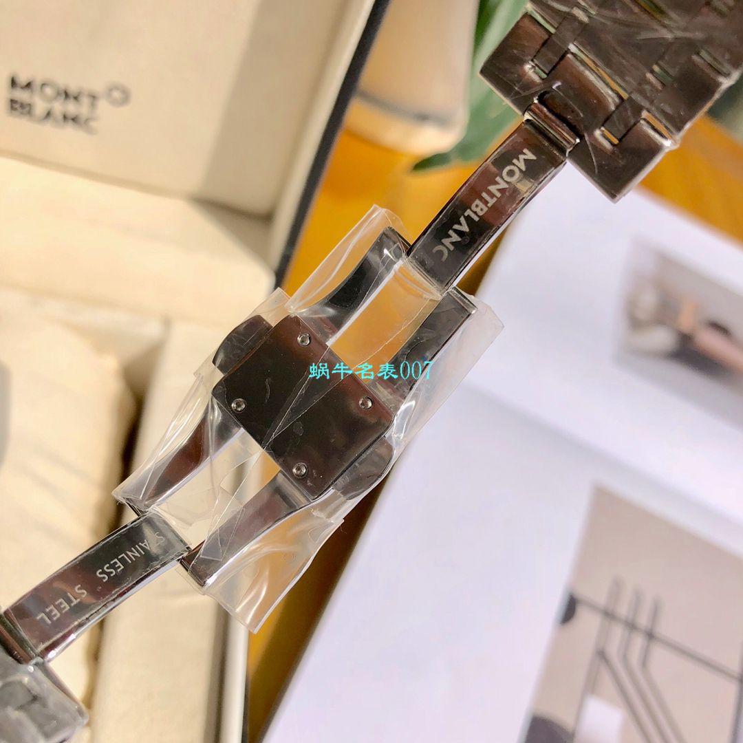 【MONTBLANC渠道原单】万宝龙传承典藏系列U0111581腕表 / M022