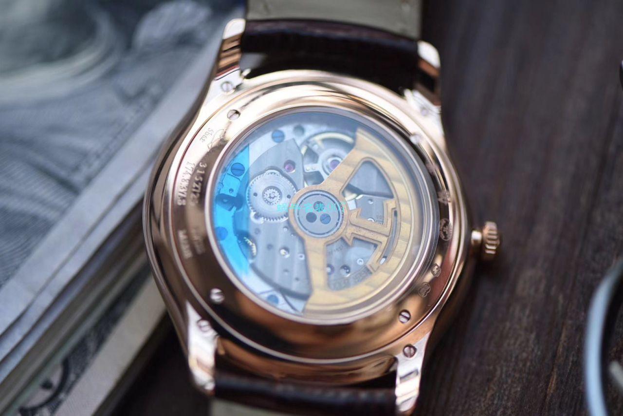 【ZF厂顶级复刻手表】积家超薄日历大师系列128255J腕表 / JJ160
