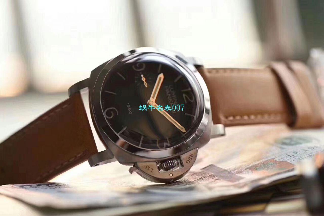 【视频评测XF厂顶级复刻手表】Panerai沛纳海特别版腕表系列PAM00127腕表 / XF00127TT
