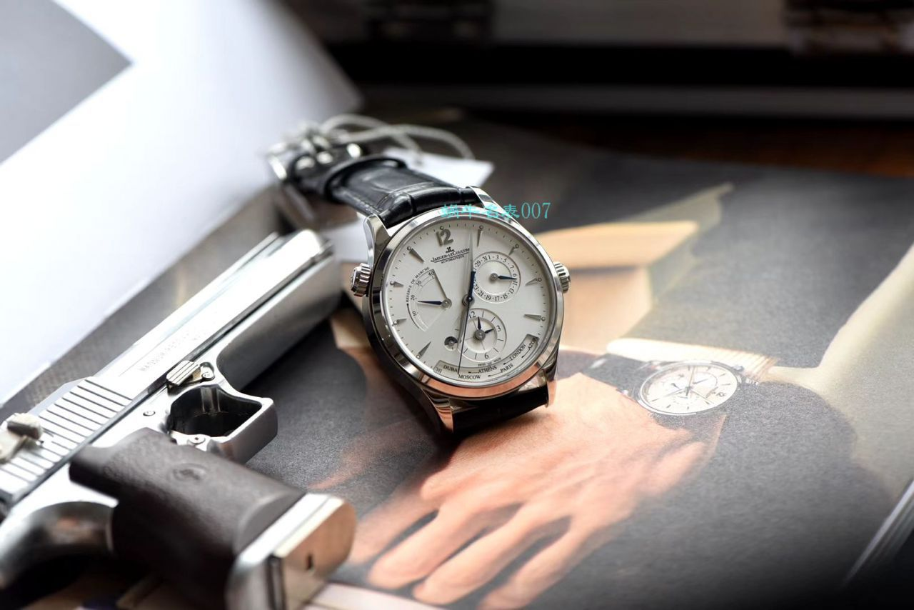【ZF厂顶级复刻手表】积家大师系列1428171腕表 / JJ163
