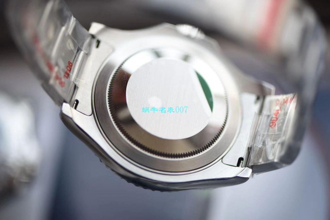 【视频评测NR厂olex超A精仿手表】904钢劳力士游艇名仕型系列m126622-0002腕表 / R516