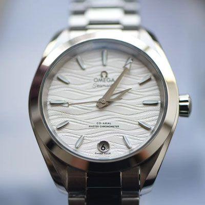 【VS厂复刻手表女装】欧米茄海马系列220.10.34.20.02.002腕表