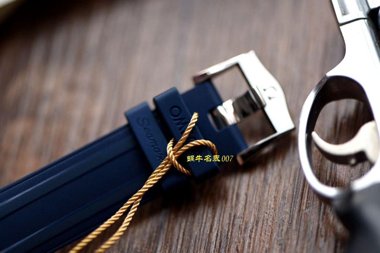 【视频评测VS厂欧米茄海马300米】欧米茄海马系列210.22.42.20.03.002腕表 / M630