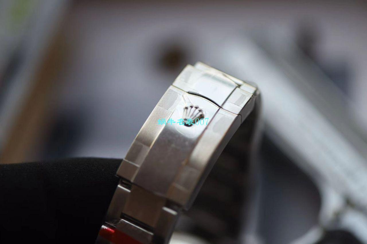 【台湾厂超A高仿手表】劳力士日志型36系列m126284rbr-0012女表 / R520