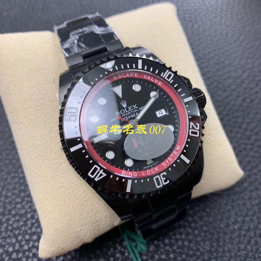 【VR厂复刻劳力士红魔】SEA深潜系列BAMFORD WATCH海外定制版腕表 / R366