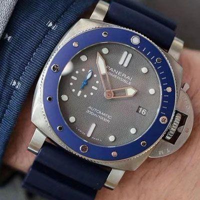 VS厂顶级复刻表 SIHH2019蓝主角PAM959沛纳海SUBMERSIBLE 潜行系列PAM00959腕表价格报价
